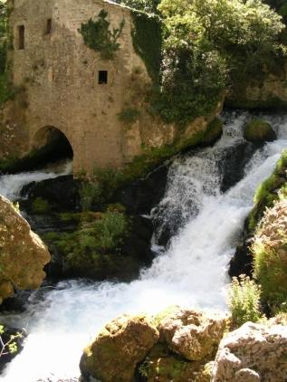 Les résurgences de la Vis - Hérault, le Languedoc © Photothèque Hérault-Tourisme, S.DurandKeller