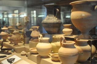 Musée D'Ensérune - Hérault, le Languedoc © Bernard LIEGEOIS (Droit web jusq OCT 2010)